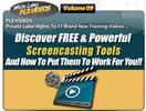Thumbnail 11 Video screencasting tools