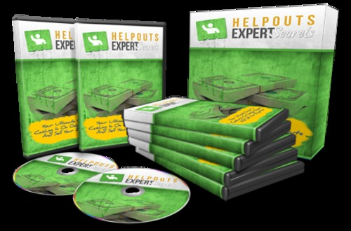 Product picture HELPOUTS EXPERT SECRETS