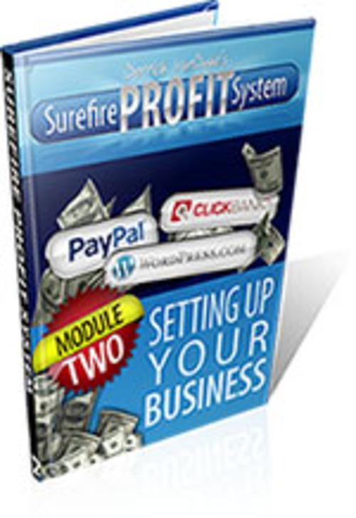 Product picture SureFire Profit System